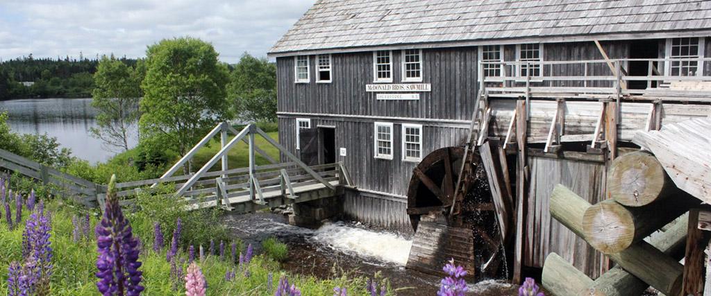 Sherbrooke-Village-Sawmill